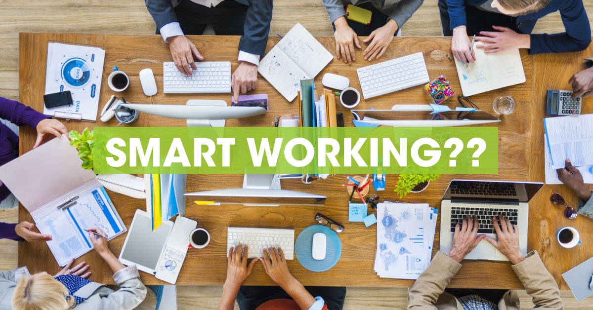 SMART WORKING? LEGGE APPROVATA!!